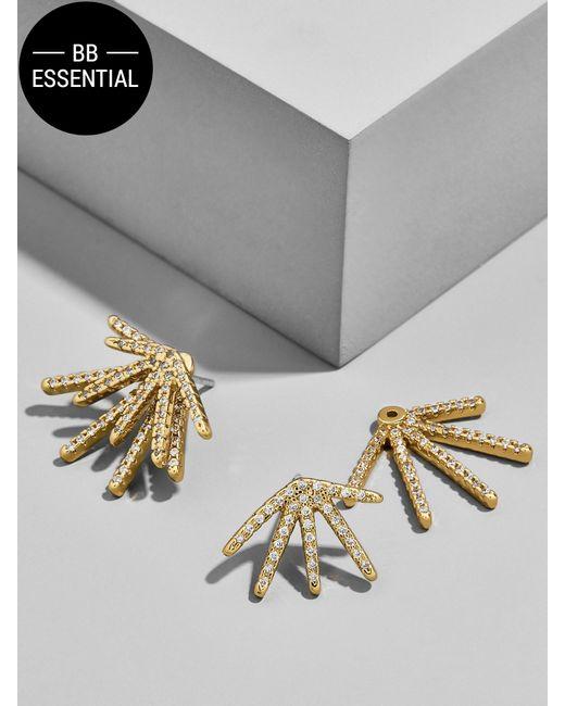 BaubleBar | Metallic Firecracker Ear Jackets | Lyst