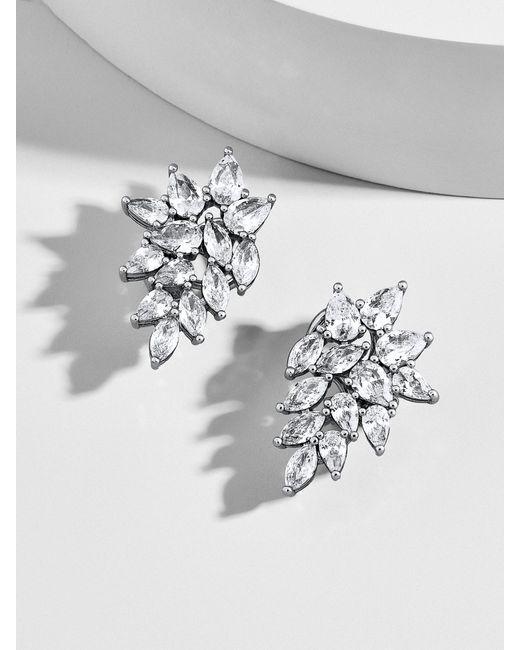 BaubleBar - Multicolor Abilena Cubic Zirconia Stud Earrings - Lyst