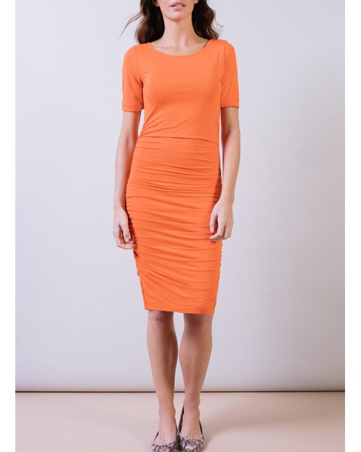 Baukjen - Orange Erice Dress - Lyst