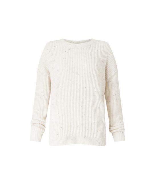 Baukjen - White Tana Crew Neck Knit - Lyst