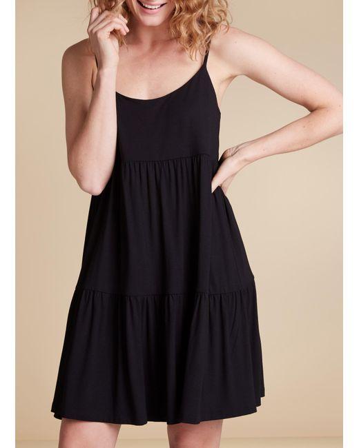 Baukjen - Black Nella Dress - Lyst