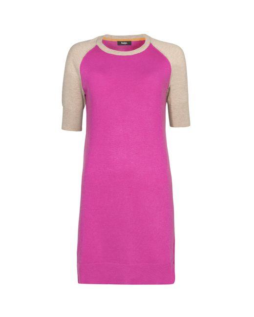 Baukjen | Pink Genoa Knit Dress | Lyst