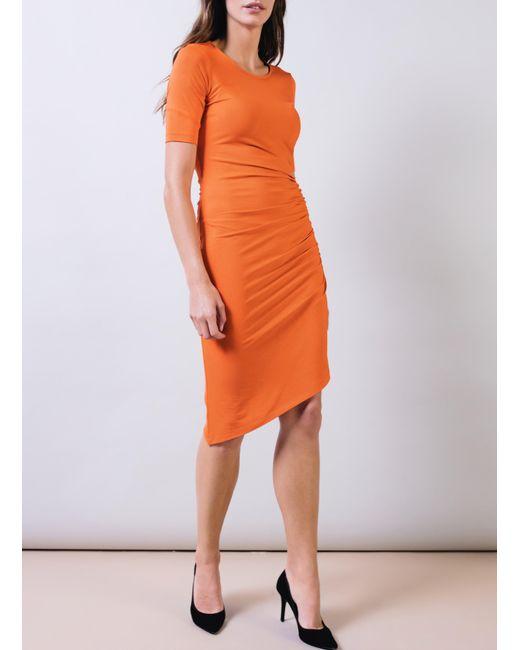 Baukjen - Orange Cardwell Dress - Lyst