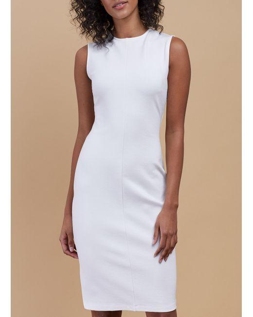 Baukjen - White Siena Shift Dress - Lyst