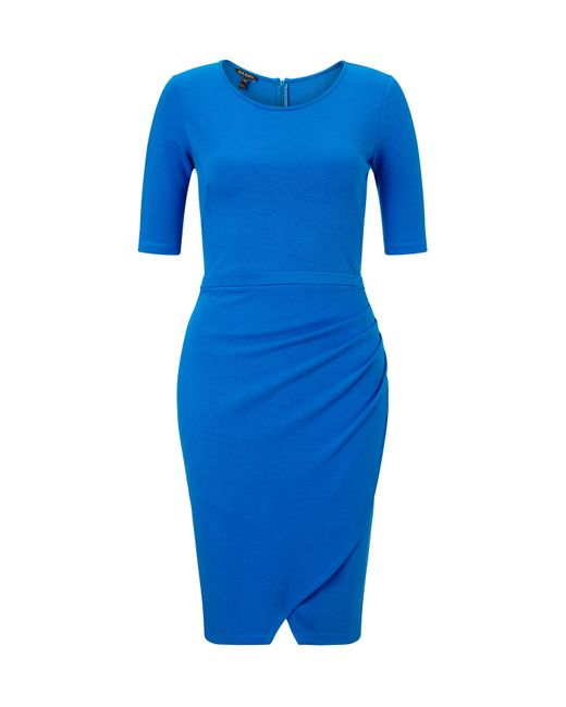Baukjen | Blue Lexden Asymmetric Dress | Lyst
