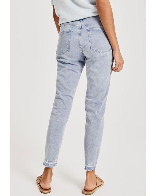 Opus Blue 7/8-Jeans Elma