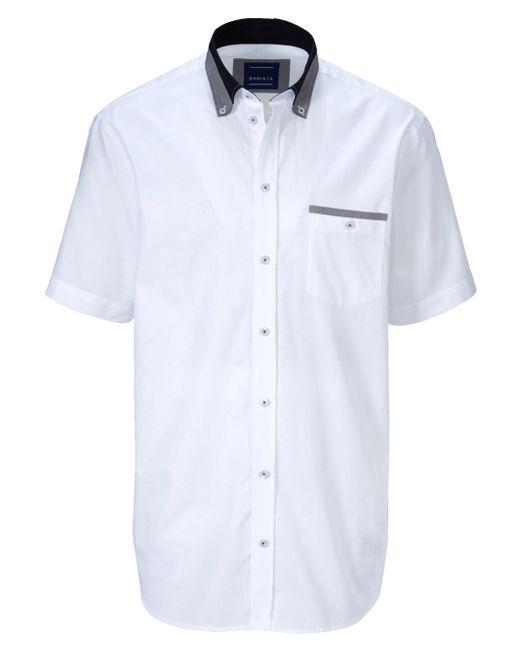 Babista Kurzarmhemd in White für Herren