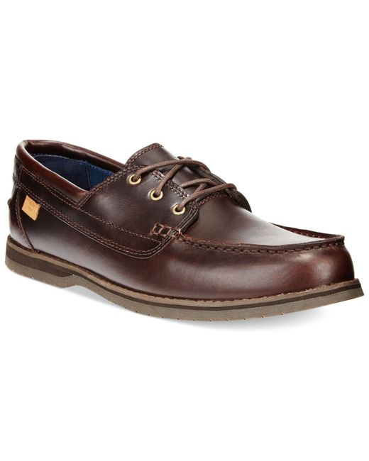 Macy S Timberland Boat Shoes Men