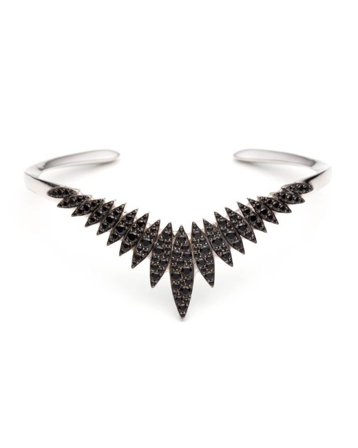 Alexis Bittar | Black Spinel Marquis Cuff You Might Also Like | Lyst