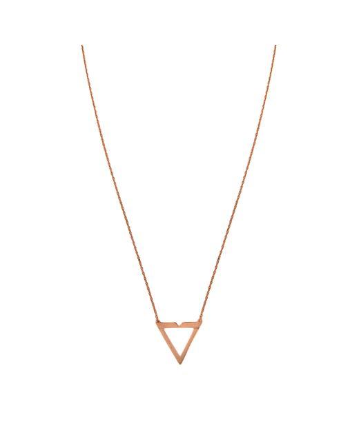 Maria Black Pink Vamp Necklace