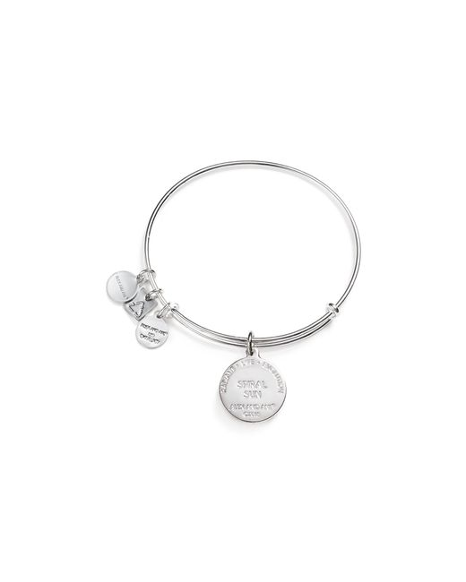ALEX AND ANI   Metallic Spiral Sun Bangle, Charity By Design Collection   Lyst