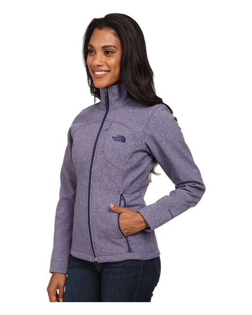 The North Face | Purple Apex Bionic Jacket | Lyst