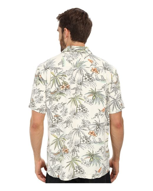 Tommy Bahama | Natural Lido Leisure S/s for Men | Lyst