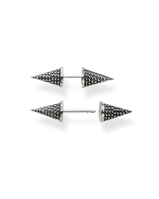 Thomas Sabo | Metallic Kathmandu Double Spike Ear Studs | Lyst