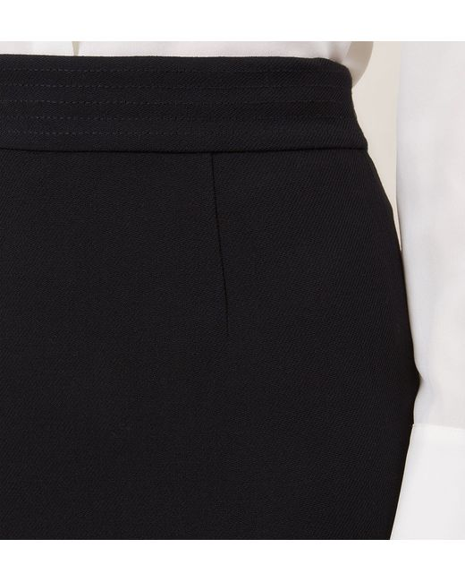 Hobbs | Black Bowen Skirt | Lyst