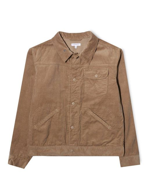 Engineered Garments - Natural Type 111 Jean Jacket for Men - Lyst