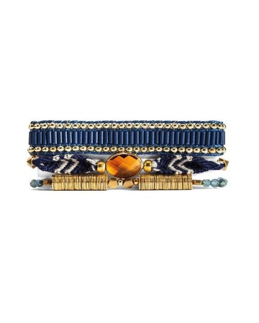 Hipanema | Blue Diva Mini Bracelet | Lyst