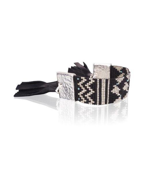 Dodo Bar Or | Metallic Mecca Bracelet Silver | Lyst