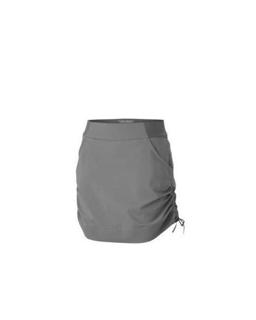 f67052b108a Lyst - Columbia Women s Plus Size Anytime Casual Skort in Gray