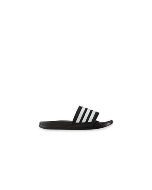 e70d8ee0b94e1 Adidas - Multicolor Women s Adilette 3 Stripe Slide - Lyst