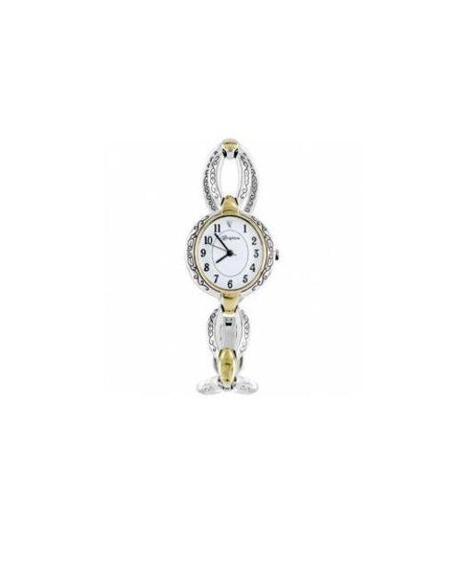 7e66414ebea Lyst - Brighton Women s Alta Watch in Metallic