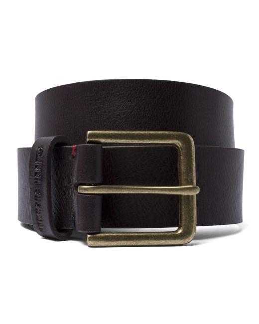 Ben Sherman | Brown Hatton Leather Jeans Belt for Men | Lyst