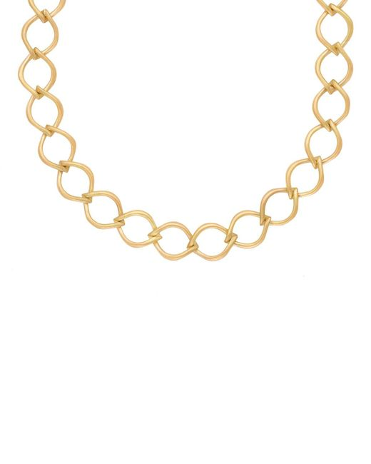 Jamie Wolf - Metallic 18k Aladdin Chain-link Necklace - Lyst