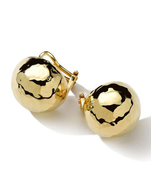 Ippolita - Metallic Glamazon Pinball Clip-on Earrings - Lyst