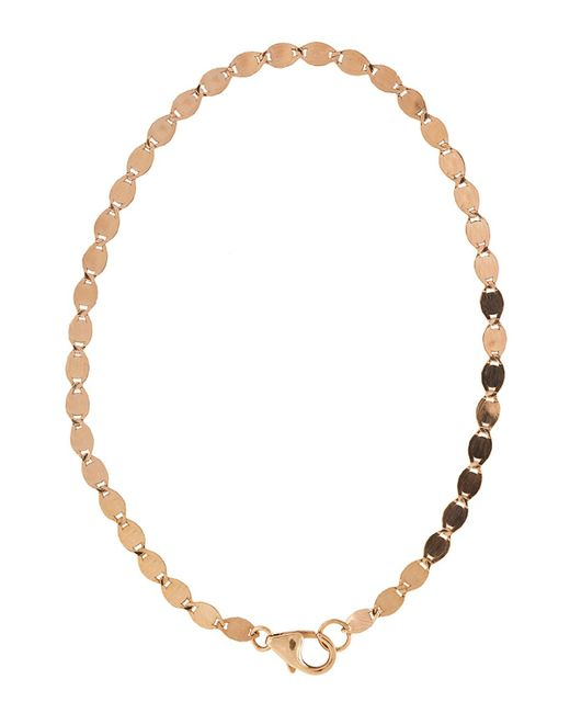 Lana Jewelry - Metallic Bond 14k Flat Link Chain Bracelet - Lyst