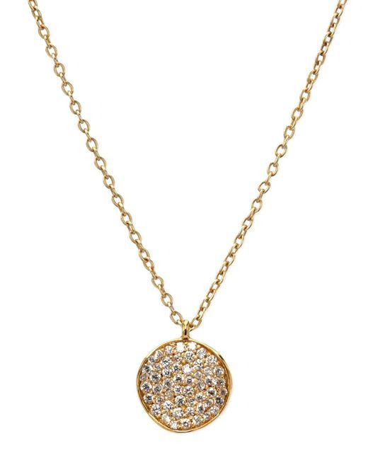 Ippolita - Metallic Stardust Diamond Pendant Necklace - Lyst