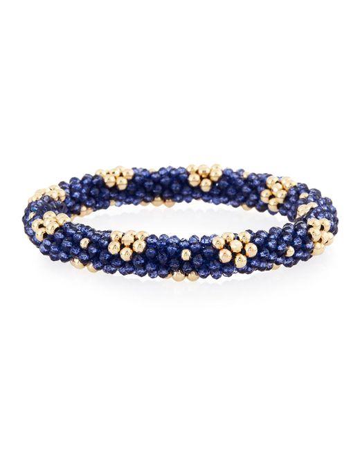 Meredith Frederick | Metallic Latika 14k Gold & Zircon Bracelet | Lyst