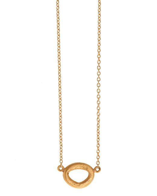 Yossi Harari | Metallic Melissa Mini Openwork Necklace | Lyst
