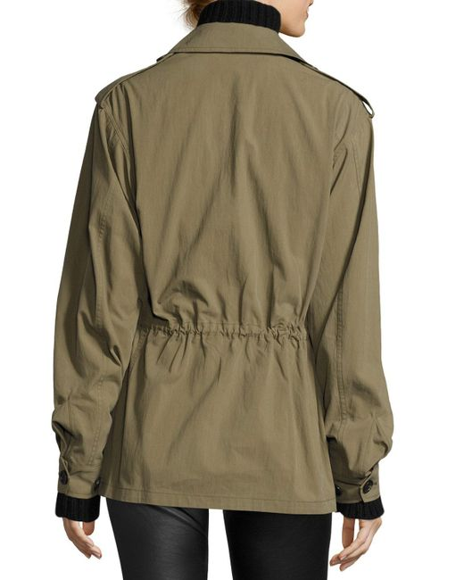 Ralph Lauren Collection The Army Field Jacket In Green Lyst