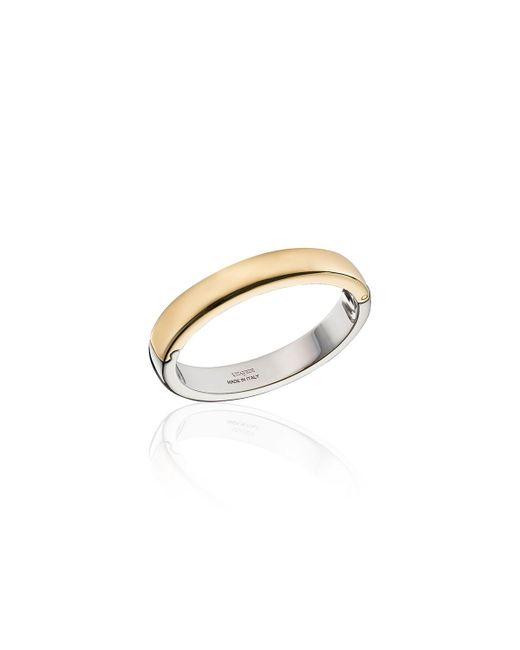Vita Fede | Metallic Uovo Two-tone Cuff Bracelet | Lyst