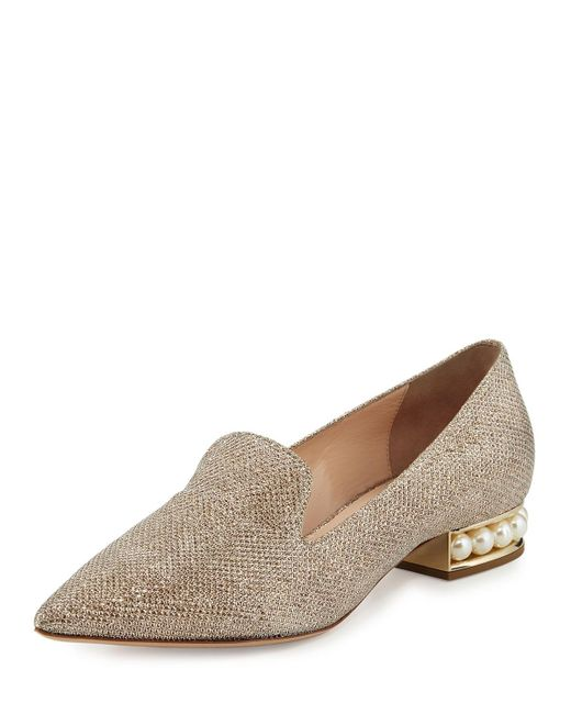 Nicholas Kirkwood | Multicolor Casati Pearly Suede Loafer | Lyst