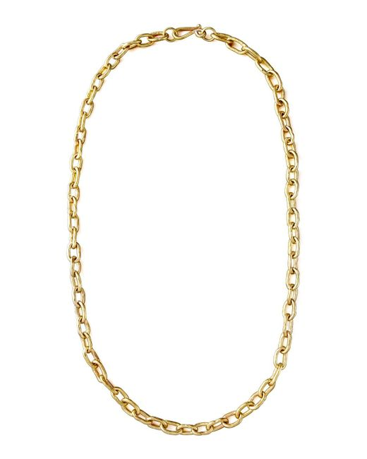 Ashley Pittman   Metallic Chain Necklace   Lyst