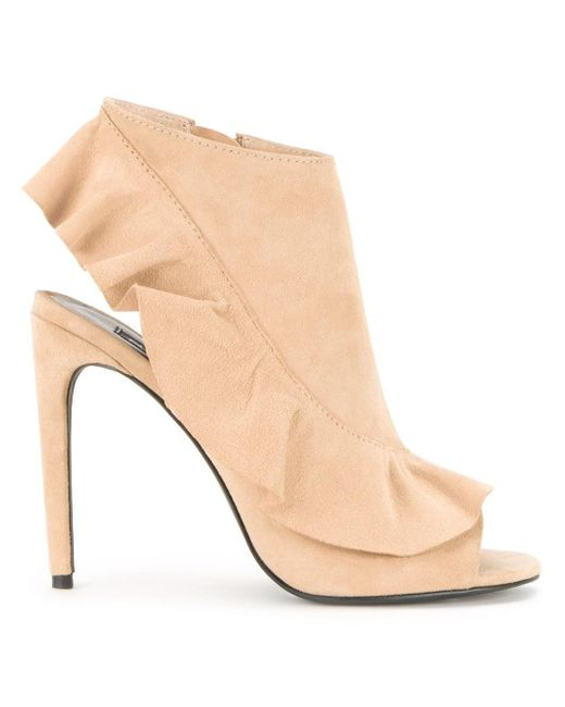 Senso | Natural 'olson' Suede Booties | Lyst