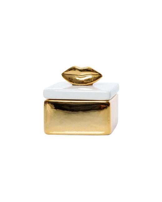 Shiraleah - Metallic Lip Trinket Box - Lyst