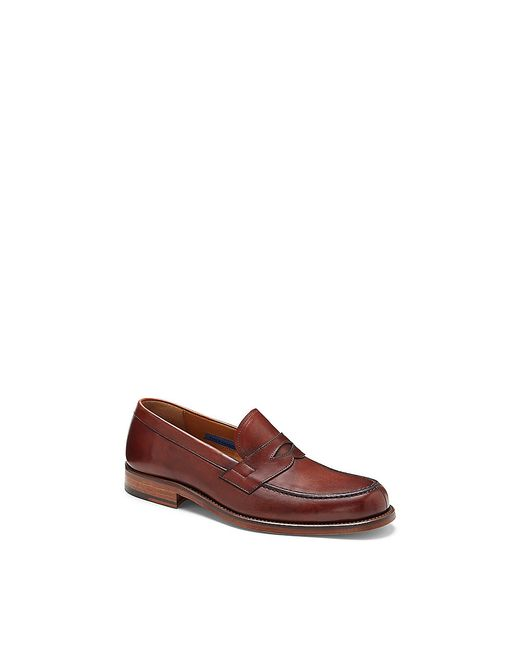 Vince Camuto | Brown Nacher - Penny Loafer | Lyst