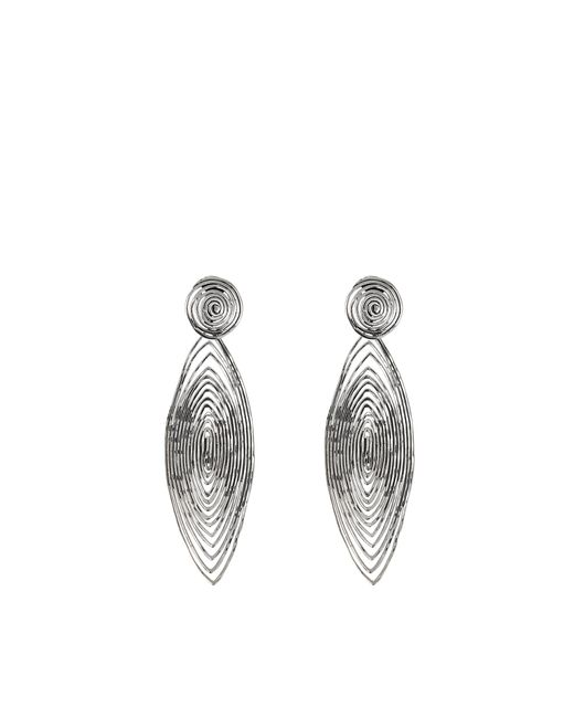 Gas Bijoux | Metallic Wave Tetiaroa Clip Earrings | Lyst