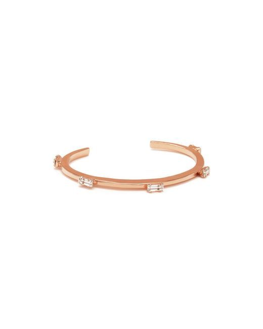 Bing Bang | Pink Five Baguettes Cuff | Lyst