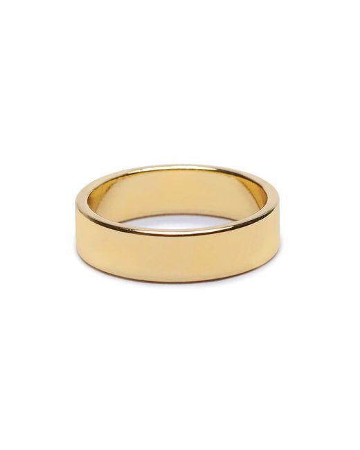 Bing Bang - Metallic Minimal Flat Band - Lyst