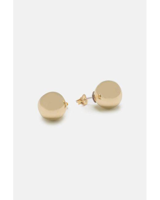 Bing Bang - Metallic Sphere Earrings - Lyst