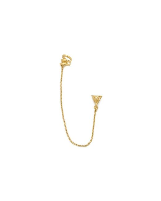 Bing Bang | Metallic Elemental Ear Harness | Lyst