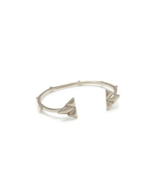 Bing Bang | Metallic Double Trident Cuff | Lyst