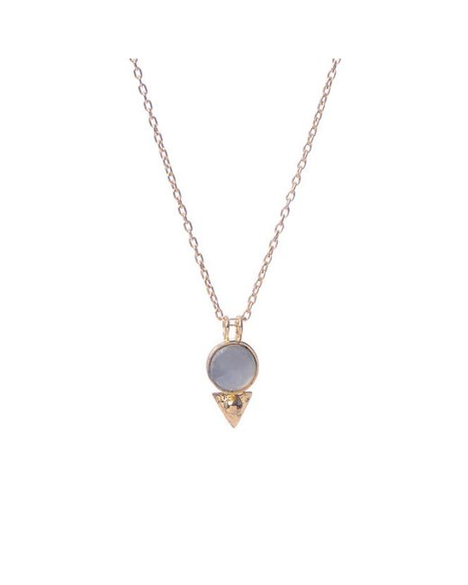 Bing Bang | Yellow Earth Amulet Necklace | Lyst