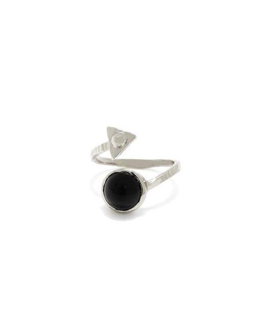 Bing Bang | Blue Air Amulet Ring | Lyst