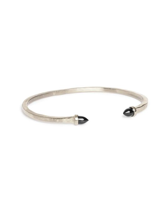 Bing Bang   Metallic Zenith Cuff   Lyst