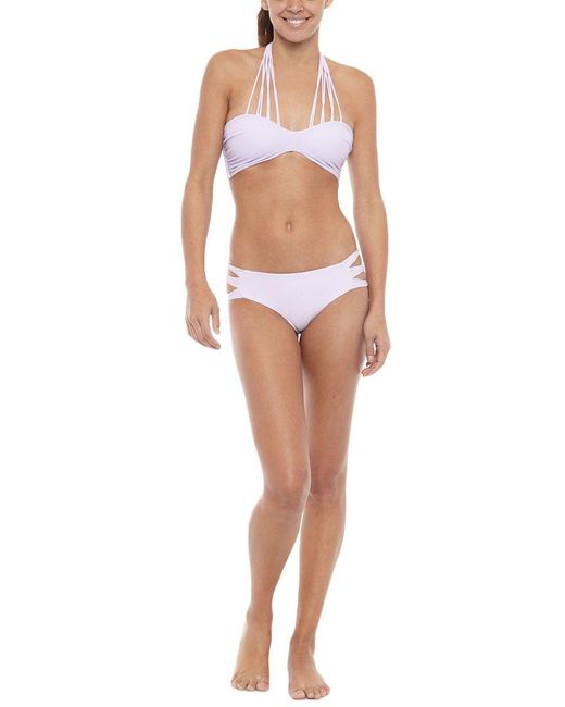 Mikoh Swimwear - Purple Kahala Top - Lyst