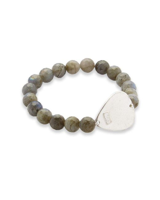 Electric Picks - Metallic Luster Bracelet (men's) - Lyst